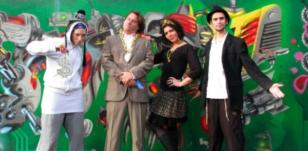 Purim Play Picture