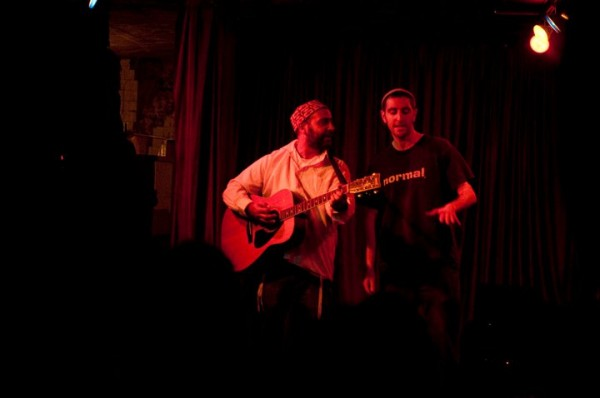 Eser - Danny Raphael and Roi Levi performing for Salon Amsterdam
